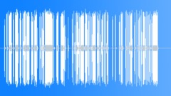 Machine Machines Bug Zapper Int Close Up Very Quick & Short Zaps Rhythmic Sound Effect