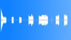 Machine Machines Bug Zapper Int Close Up Medium Long Crackles & Buzzes Sound Effect