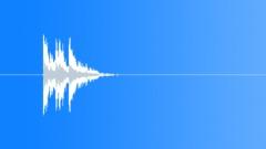 Crash Glass Flourescent Tube Break Close Up Tube On It's End Double Break Sound Effect