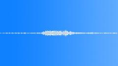 Machine Machines Fans Old Fan Int Close Up Oscillating False Start Sound Effect