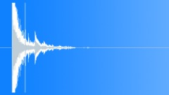 Glass Glass Pops Breaks & Shatters Int Close Up Glass Bulb Hard Throw To Hard S Sound Effect