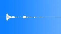 Glass Glass Window Smash Int Close-Up Single Hit Medium Break With Debris Sound Effect