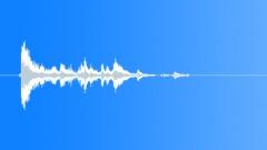 Glass Glass Window Smash Int Close-Up Single Hit Medium Break With Shattering D Sound Effect