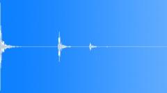 Sports Golf Golf Ball Drop Bounce Wood 5 Sound Effect