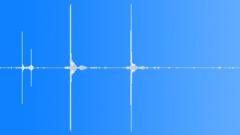 Fire Matches Matches Striking Match Int Close-Up 3 Abrupt Strikes Medium Soft T Sound Effect