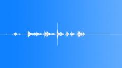 Metal Metal Hubcap Bangs Close Up Melodic Movements Sound Effect