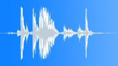 Metal Metal Impact Thud Close Up Hollow Sounding Sound Effect
