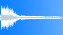 Metal Metal Metal Bangs Int Huge & Hollow Impact With Long Ring & Reverb Ominou Sound Effect