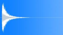 Metal Metal Metal Hatch Impact Int Big Deep Reverberant Bang Mic'd Inside Large Sound Effect