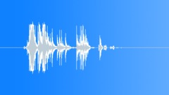 Metal Metal Metal Scrape Int Large Metal Scrape Very Reverberant Mic'd Inside L Sound Effect