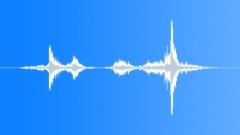 Metal Metal Scrape Rubbing Screw Latch Scrapes Int Close Up Open & Close Metal Sound Effect
