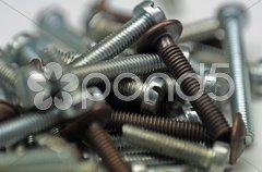 Schrauben Stock Photos