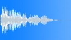 Miscellaneous Hit Body Break Goosh Sound Effect