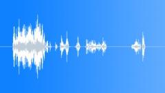 Monster Horror Monsters Other Creature Vocals Close Up Gurgles & Slurps Nasally Sound Effect