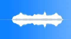Horn Horns 1989 GMC Semi Truck Air Horn Medium Close Up Single Burst Medium Len Sound Effect