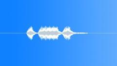 Horn Horns American Car Ext Horn Honk Medium Close Up 3 Short Honks Sound Effect