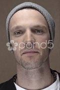 Portrait of Man Stock Photos
