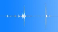 Miscellaneous Plastic ChipsBucketMovesHandleMedium CloseMono. Sound Effect