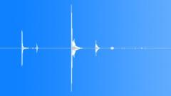 Miscellaneous Plastic ChipsFewToss DownMedium CloseMono. Sound Effect
