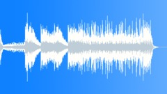Energetic Hybrid Teaser Stock Music