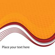 Corporate background Stock Illustration