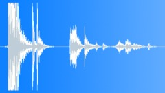Impacts Impacts Metal Impact With Rattle Close Up Sounds Like A Large Metal Tra Sound Effect