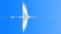 Impacts Impacts Wood & Metal Door Close Up Kick Bang Rattly Sound Effect