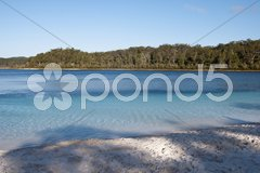 Lake Mc Kenzie, Fraser Island, Australia, August 2009 Stock Photos