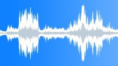 Aviation Jet T-38 Pass By Turn Series x2 Slow Speed Turbine High Whistle Medium Sound Effect