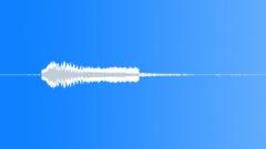 Siren Emergency Sirens Police Wail Ext Short Burst Medium Close Up Single Echo Sound Effect