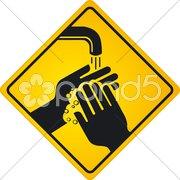 Händewaschen Stock Photos
