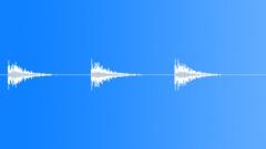 Processed Wind Sound Design Booms Close Up Reverberation Thunderous Deep Booms Äänitehoste