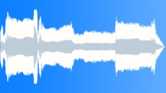Music Chord Sound Design Chord Waves Close Up Powerful Bassy Glissando Up & Dow Sound Effect