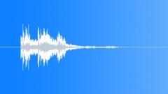 Thunder Sound Design Lightning Explosion Component Close Up Short Low Crack Exp Sound Effect