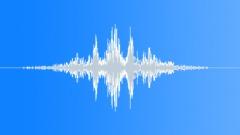 Whoosh Sound Design Pulsing Wave Tone Varied Sound Effect