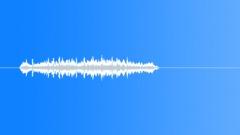 Servo Sound Design Servo Movement Medium High Pitched Whine Processed Sound Effect