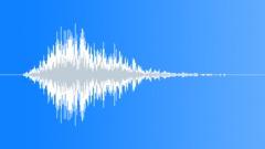 Whoosh Sound Design Whoosh Burst Large Reverberant Sound Effect