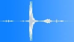Sport Sports Baseball Slide Close Up Gritty Hard Base Impact @ End Sound Effect