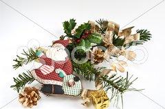 Weihnachtsdekoration Stock Photos
