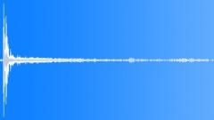 Sport Sports Ice Hockey Int Close Up Slaps With Aluminum Stick Sound Effect