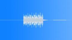 Tone Static Tones Buzzer Close-Up Medium Pitch Buzzer Short Sound Effect
