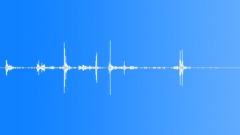 Foley Styrofoam Grab Hit Creak Twist Sound Effect