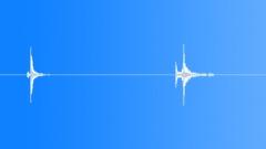 Switch Switches Knob Int Close Up Sharp Metallic Knob Turns 2 Singles Sound Effect