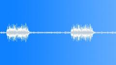 Telephone Telephones 36TS (T) Modern Phone Int Medium Distant Rings 2x Sound Effect