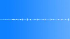 Chimes Tones Wind Chimes Close-Up Unglazed Clay Bells Rapid Tempo Soft Äänitehoste
