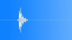 Tool Tools Nail Air Gun Close-Up Pneumatic Single Dull Thud With Hissing Air Bu Sound Effect