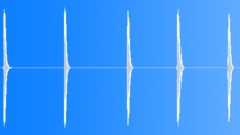 Wood Various Wood CaneImpactMetal SoundMedium CloseStereo. Sound Effect