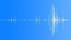 Wood Impact Wood Snap Crack Splinter Wood Breaks Int Close Up Medium Small Dry Sound Effect