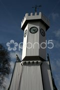 Uhr-Turm Stock Photos