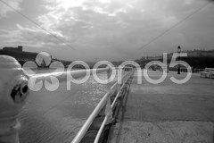 Whitby Harbour Stock Photos
